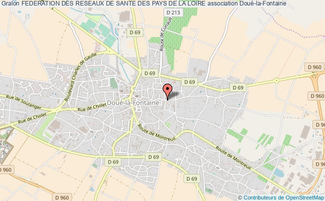 plan association Federation Des Reseaux De Sante Des Pays De La Loire