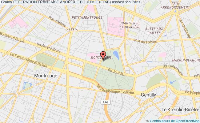 plan association FÉdÉration FranÇaise Anorexie Boulimie (ffab)