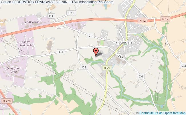 plan association Federation Francaise De Nin-jitsu