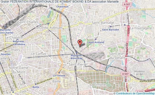 plan association Federation Internationale De Kombat Boxing & Da