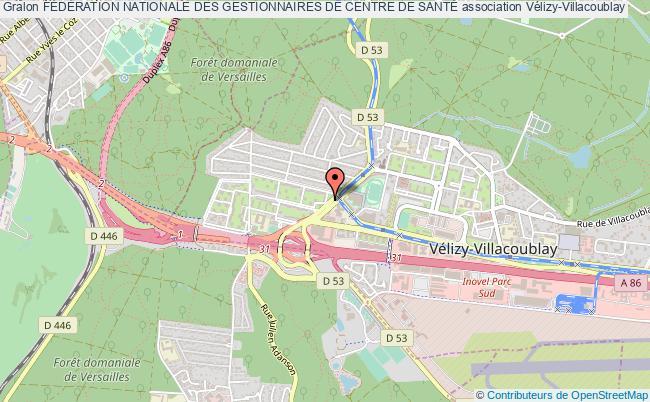 plan association FÉdÉration Nationale Des Gestionnaires De Centre De SantÉ