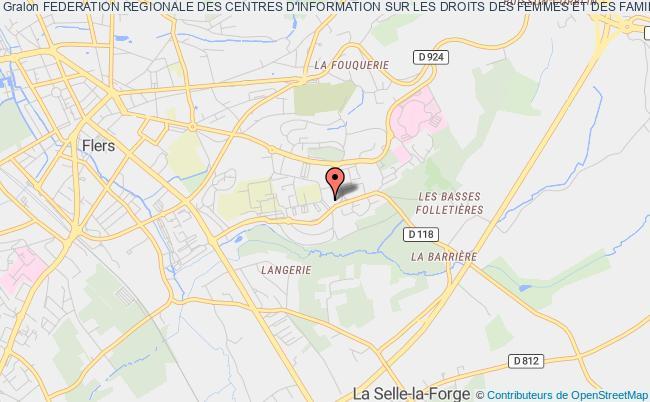 plan association Federation Regionale Des Centres D'information Sur Les Droits Des Femmes Et Des Familles De Normandie