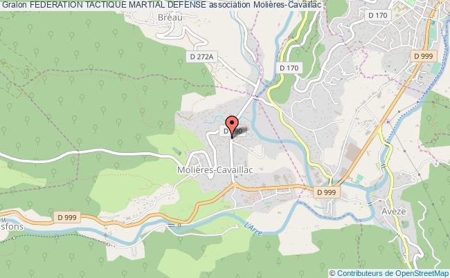 plan association Federation Tactique Martial Defense