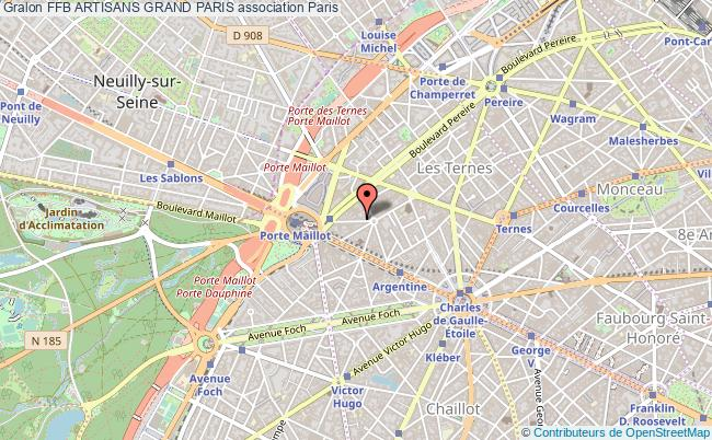 plan association Ffb Artisans Grand Paris