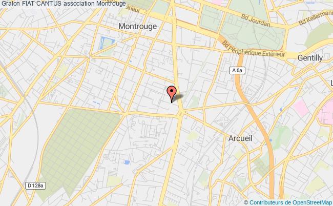 plan association Fiat Cantus Montrouge