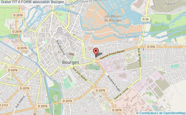 plan association Fit A Form Bourges