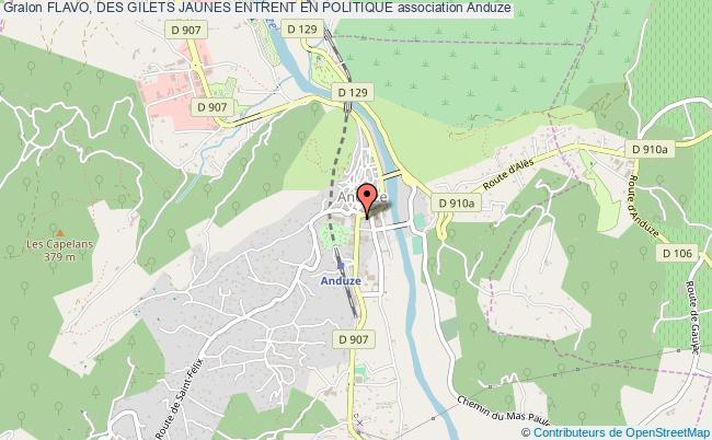 plan association Flavo, Des Gilets Jaunes Entrent En Politique