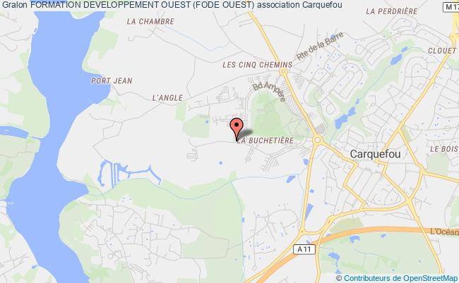 plan association Formation Developpement Ouest (fode Ouest)