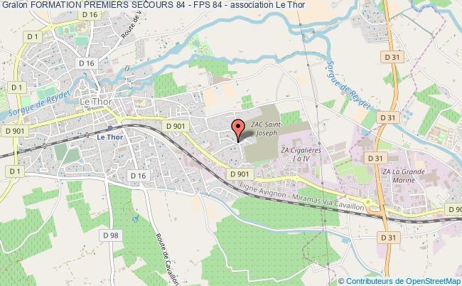 Formation premiers secours 84 - fps 84 - association Premiers ...