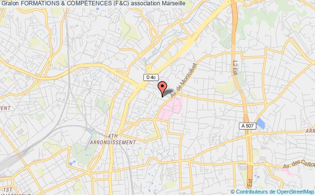 plan association Formations & CompÉtences (f&c) Marseille