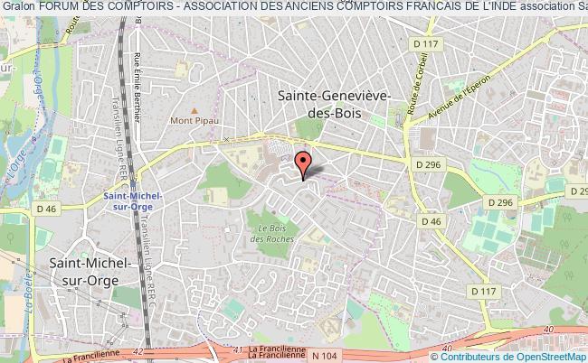 Forum Des Comptoirs Association Des Anciens Comptoirs Francais De