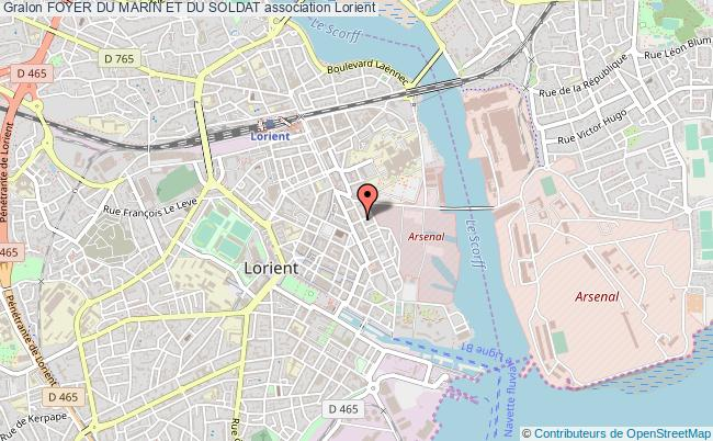 plan association Foyer Du Marin Et Du Soldat