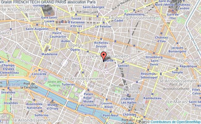 plan association French Tech Grand Paris