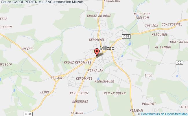 plan association Galouperien Milizac