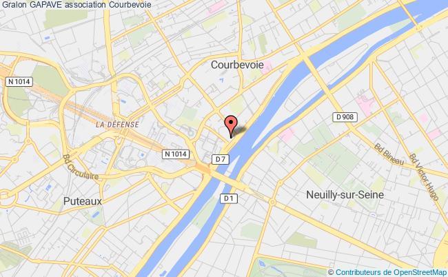 plan association Gapave Paris