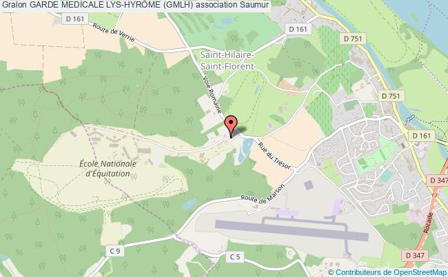 plan association Garde Medicale Lys-hyrÔme (gmlh)