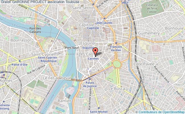 plan association Garonne Project