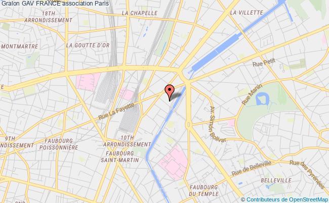 plan association Gav France