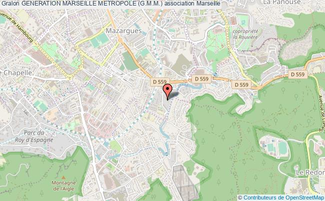 plan association Generation Marseille Metropole (g.m.m.)
