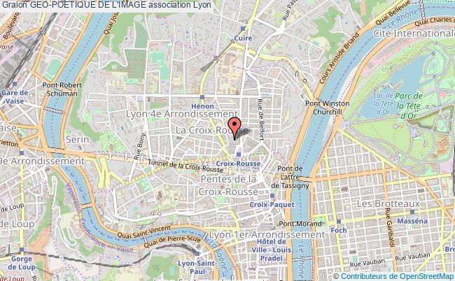 plan association Geo-poetique De L'image