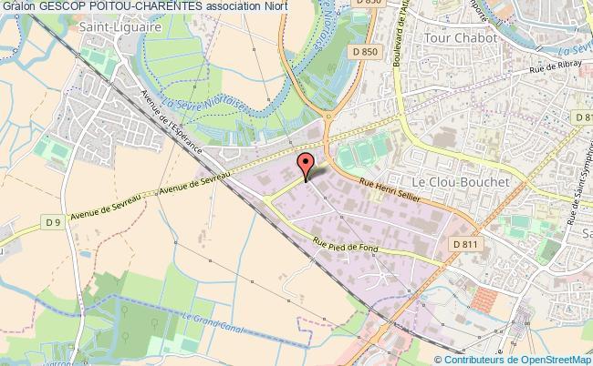 plan association Gescop Poitou-charentes