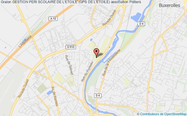 plan association Gestion Peri Scolaire De L'etoile (gps De L'etoile)