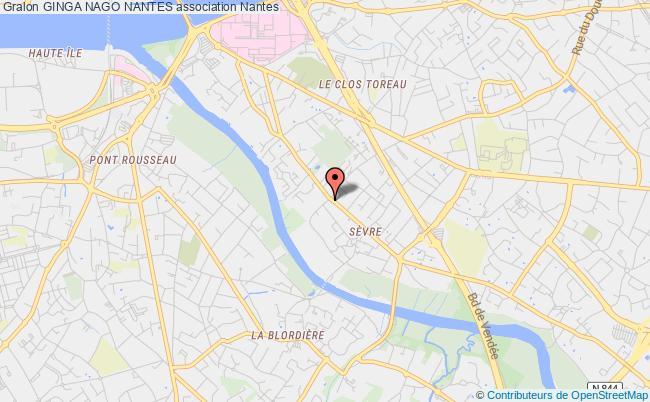 plan association Ginga Nago Nantes