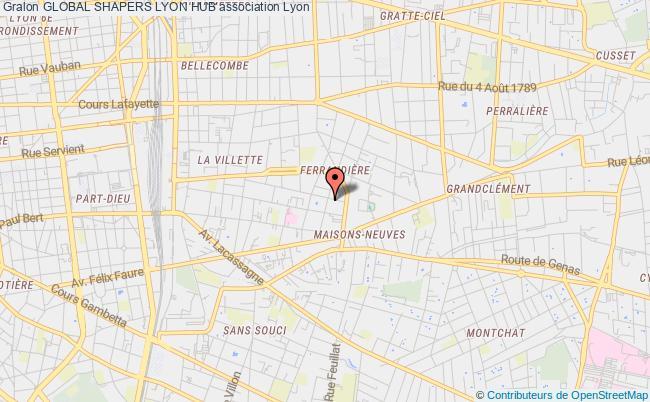 plan association Global Shapers Lyon Hub