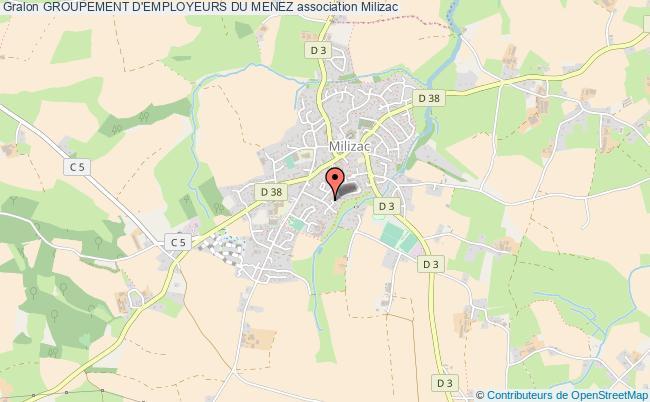 plan association Groupement D'employeurs Du Menez