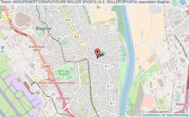 plan association Groupement D'employeurs Roller Sports (g.e. Roller-sports)