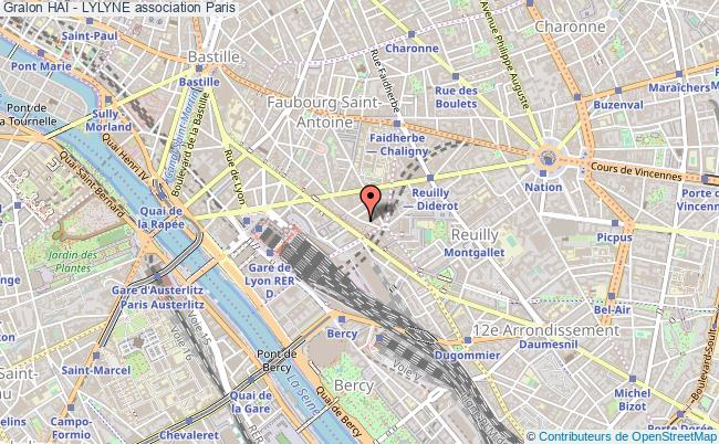 plan association HaÏ - Lylyne Paris