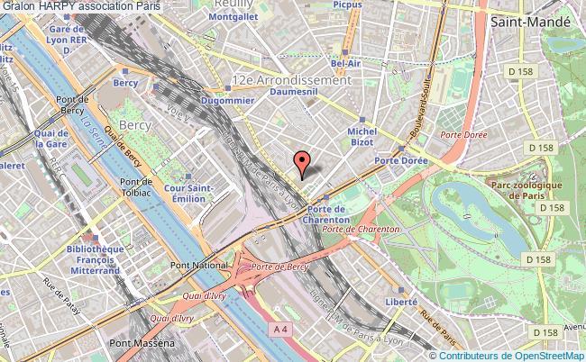 plan association Harpy Paris