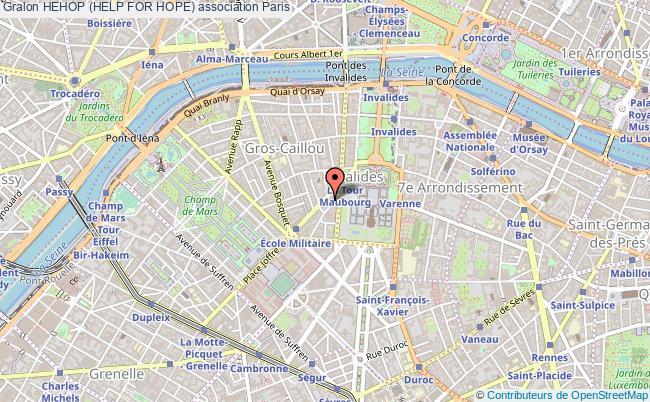 plan association Hehop (help For Hope)