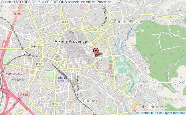 plan association Histoires De Plume Éditions