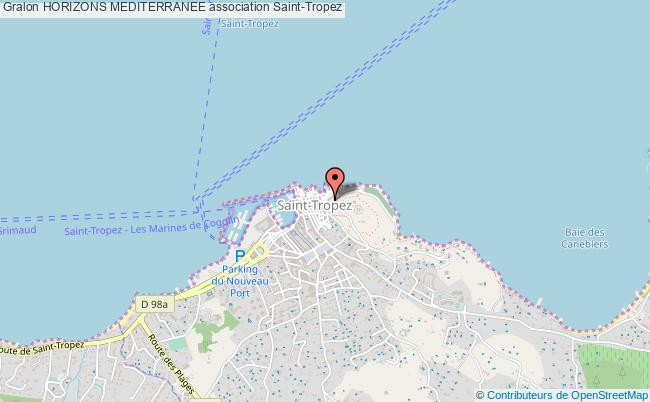 plan association Horizons Mediterranee
