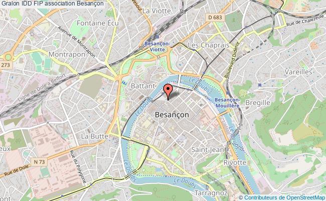 plan association Idd Fip Besançon