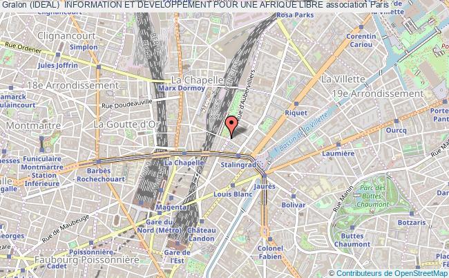 plan association (ideal)  Information Et Developpement Pour Une Afrique Libre
