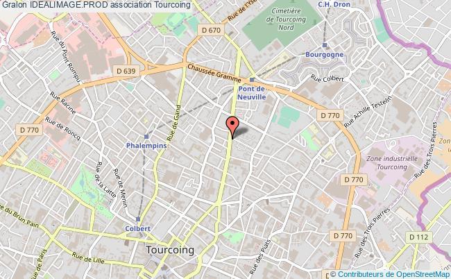 plan association Idealimage.prod Tourcoing