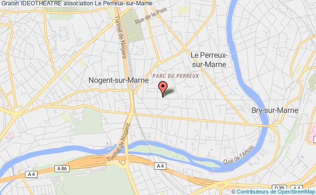 plan association Ideotheatre Perreux-sur-Marne