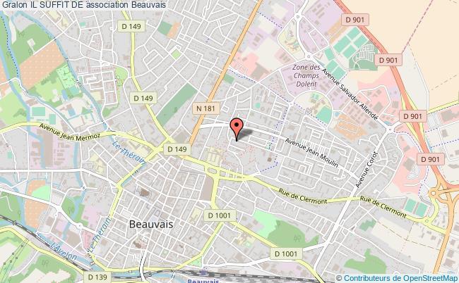plan association Il Suffit De Beauvais
