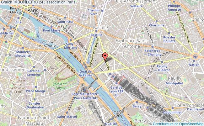 plan association Imbondeiro 243 Paris