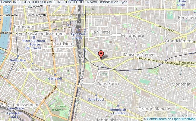 d08cd2e4ece plan association Info gestion Sociale Info droit Du Travail Lyon 3e  Arrondissement