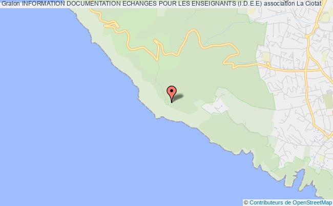 plan association Information Documentation Echanges Pour Les Enseignants (i.d.e.e)