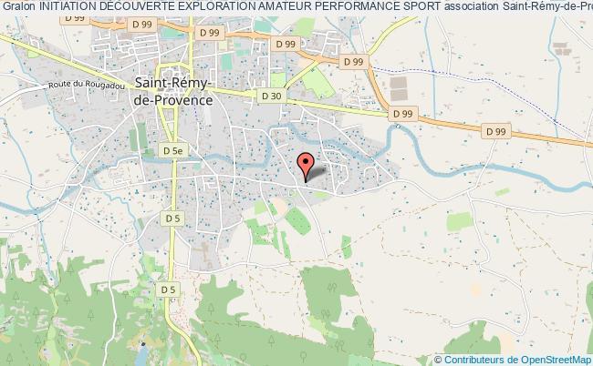 plan association Initiation DÉcouverte Exploration Amateur Performance Sport