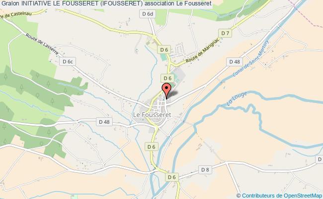 plan association Initiative Le Fousseret (ifousseret)