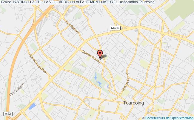 plan association Instinct LactÉ: La Voie Vers Un Allaitement Naturel.