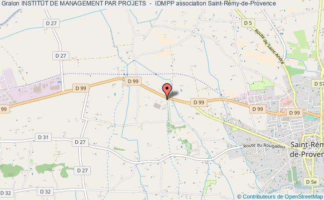 plan association Institut De Management Par Projets  -  Idmpp