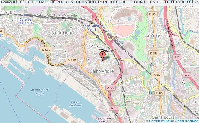 plan association Institut Des Nations Pour La Formation, La Recherche, Le Consulting Et Les Etudes Strategiques (institut Des Nations) Marseille