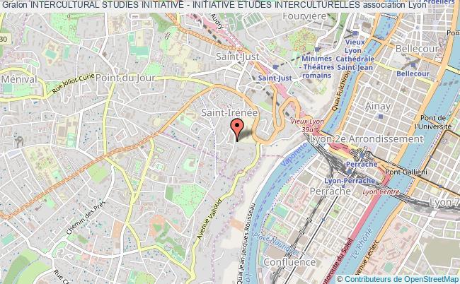 plan association Intercultural Studies Initiative - Initiative Etudes Interculturelles