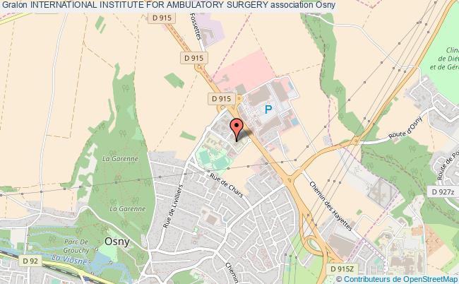 plan association International Institute For Ambulatory Surgery Osny